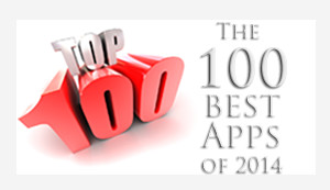 Top 100 Apps of 2014