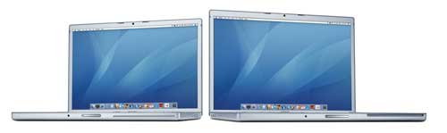 2007 MacBook Pro Line