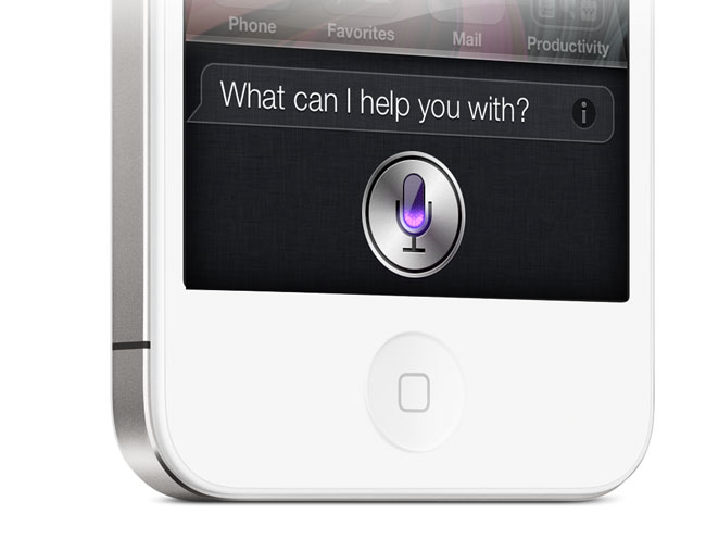 Siri is the built-in digital