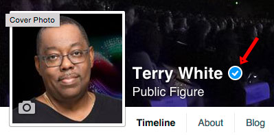verified_facebook_page_public_figure_Terry_White