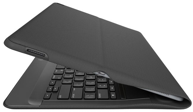 Logitech Create Keyboard is more than just a Keyboard It's a Case too