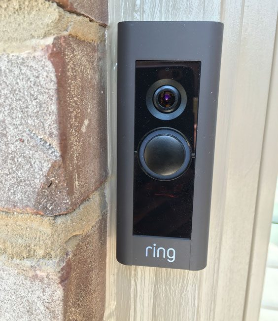 Ring Video Doorbell Pro Review Terry White S Tech Blog