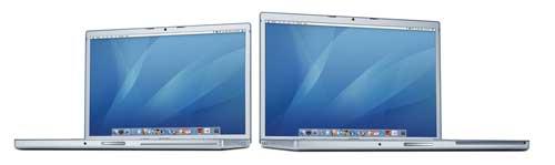 2007 MacBook Pro Line