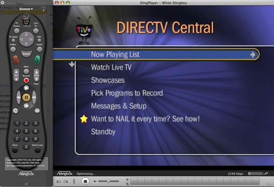 Take your DVR with you - Slingbox Pro Review - Terry White's