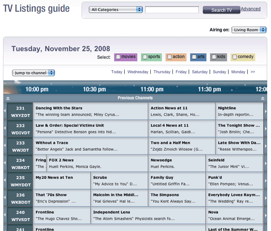 Schedule TiVo recordings from your mobile phone - Terry