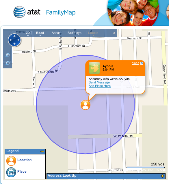 is find my iphone accurate at amp t familymap vs mobileme find my iphone terry white s 1441