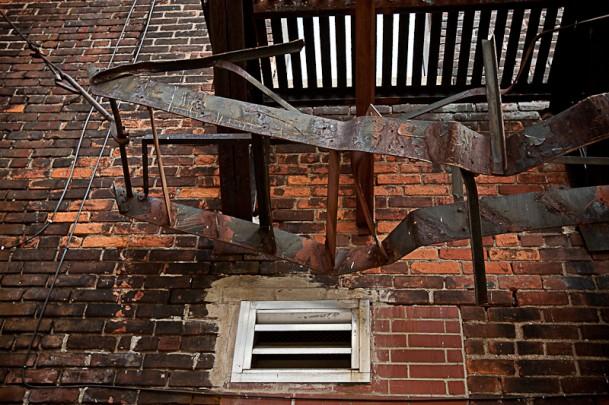 Missing Stairway