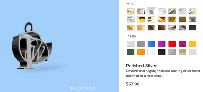 shapeways-3d-materials