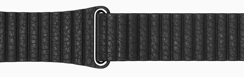 Apple Watch Band Leather Loop