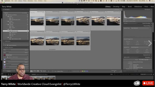My Live Streaming Studio Setup - 2018 - Terry White's Tech Blog