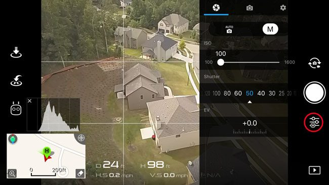 The Best DJI Mavic Pro Drone Photography and Video Settings