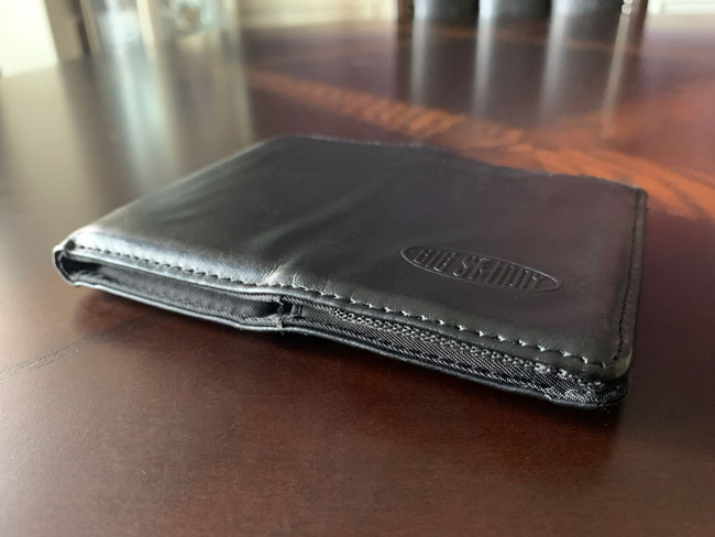 Big Skinny Wallet Closed