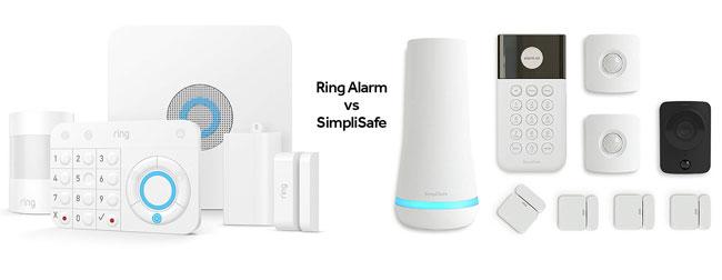 Ring Alarm Vs Simplisafe Terry White S Tech Blog
