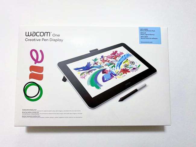 Wacom One Box