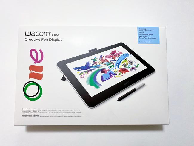 Wacom One Box